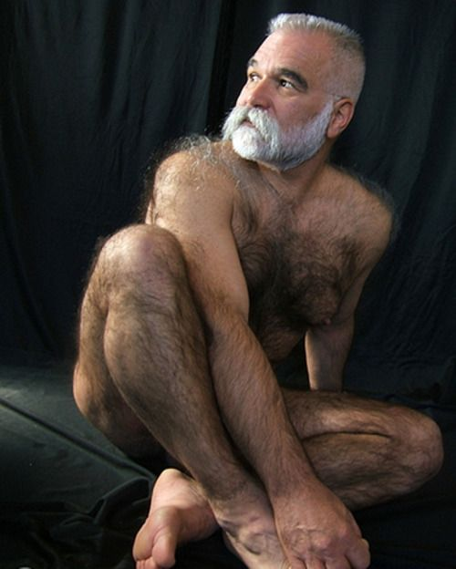 Amateur hairy over 50