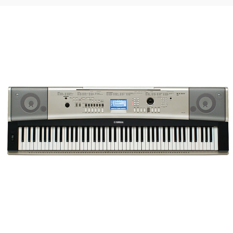 Yamaha YPG-535 88-key Portable Keyboard | Products | Yamaha