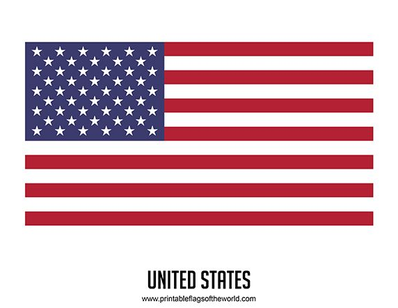 Free Printable United States Flag Download Pdf Flags Of The