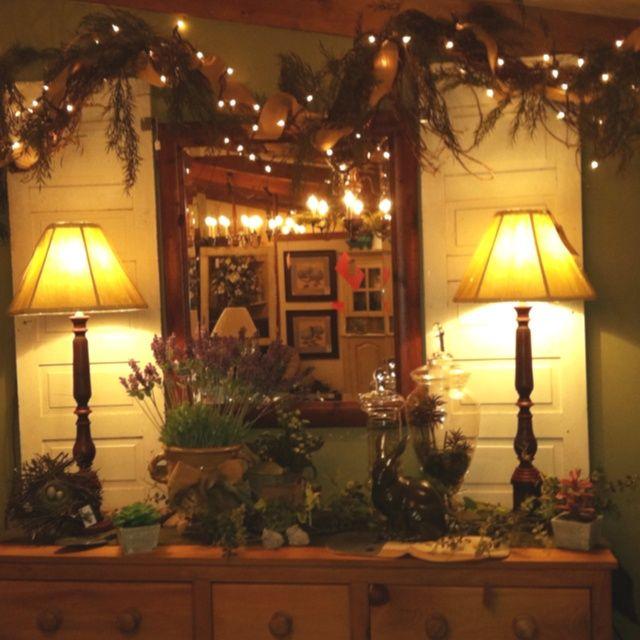 Decorating with Grapevine Garland   ... Grapevine garland ... on Vine Decor Ideas  id=32176
