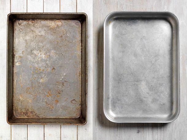 backblech reinigen diese hausmittel wirken wirklich tipps haushalt reinigungstipps. Black Bedroom Furniture Sets. Home Design Ideas