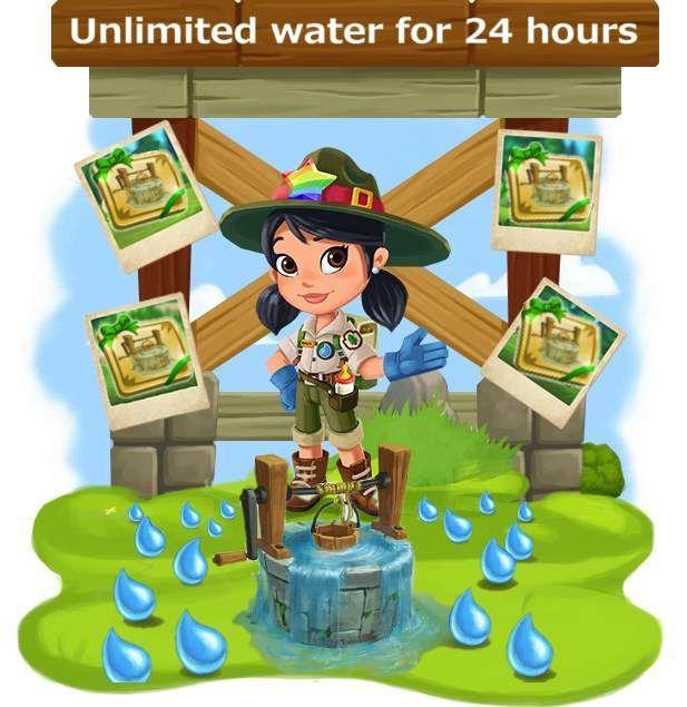 Farmville 2 free unlimited water | Stuff to Buy | Farmville