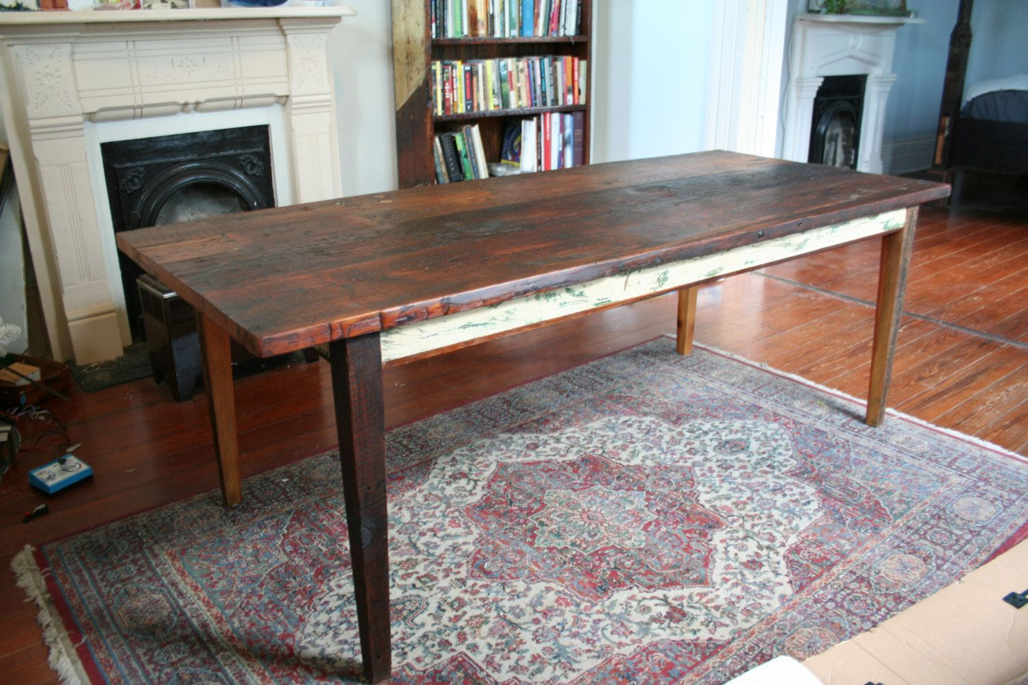 Merveilleux Reclaimed Wood Rustic Farm Table By Great NEW ORLEANS @Etsy Artist, Matthew  Holdren