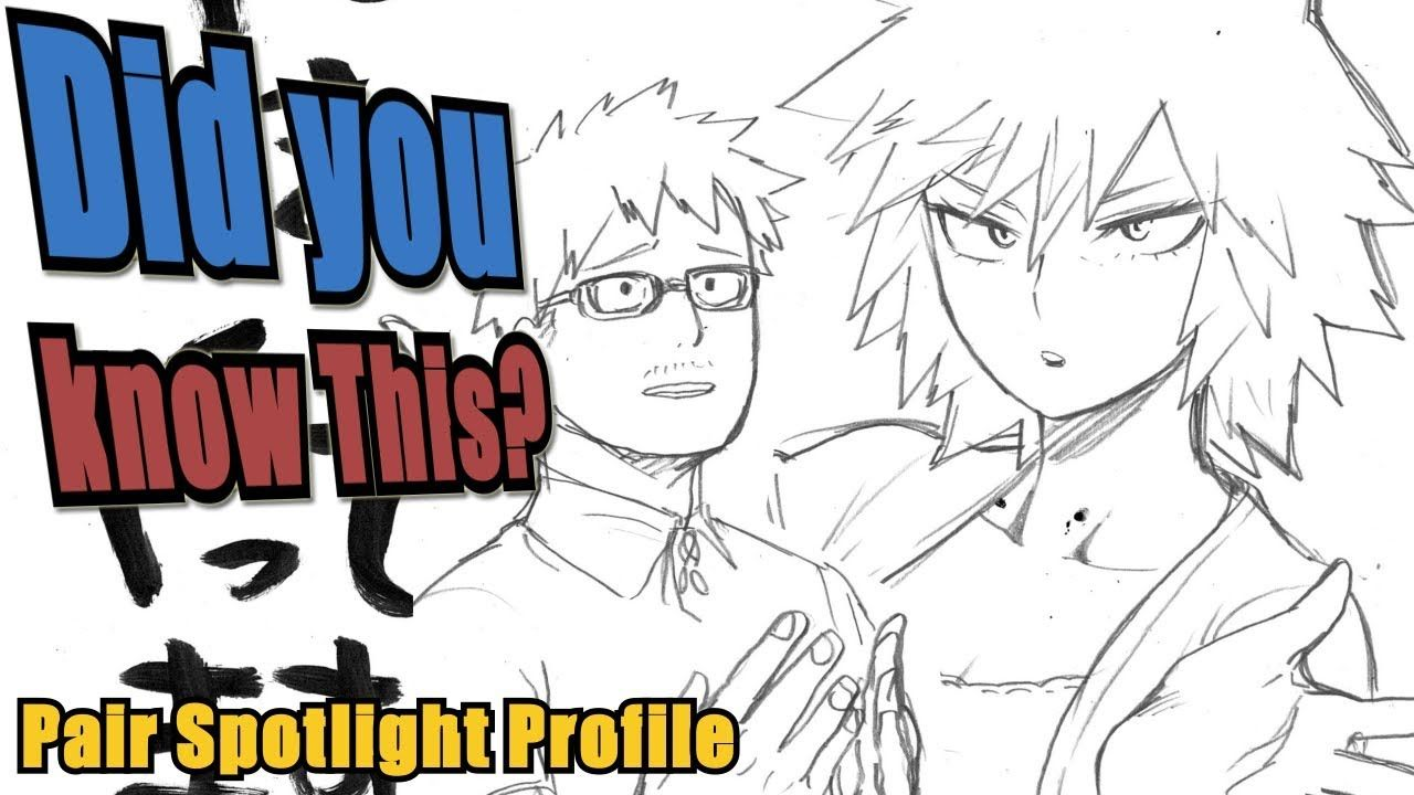 Bakugo S Mom And Dad Explained Their Quirks Their History And Their Dy My Hero Mom And Dad Hero