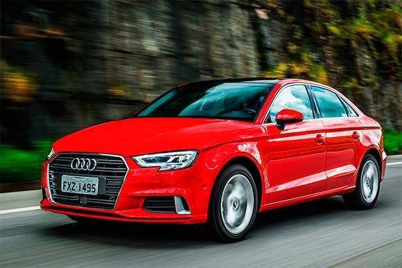 Ficha Tecnica Completa Do Audi A3 Sedan Ambition 2 0 Tfsi 2017