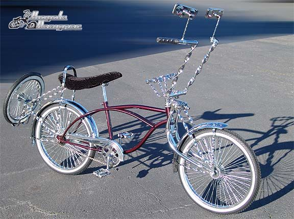 BEACH CRUISER SCHWINN BICYCLE Lowrider HANDLEBAR Stem  21.1mm Gold 21.1 MM