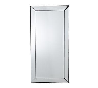 Astor Beveled Mirror Beveled Mirror Rectangular Mirror Bath Mirror