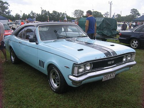 Not A Holden Monaro A Chevrolet Imported From South Africa But