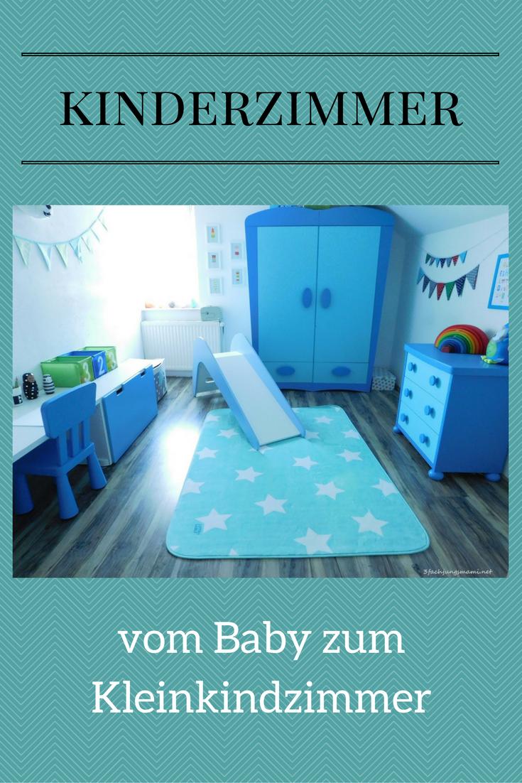 Wir haben unser Babyzimmer zum Kleinkindzimmer umgestaltet ...