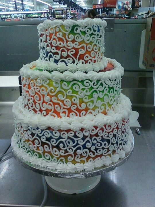 tie dye wedding cakes tie dye wedding cake my creations wedding 20963