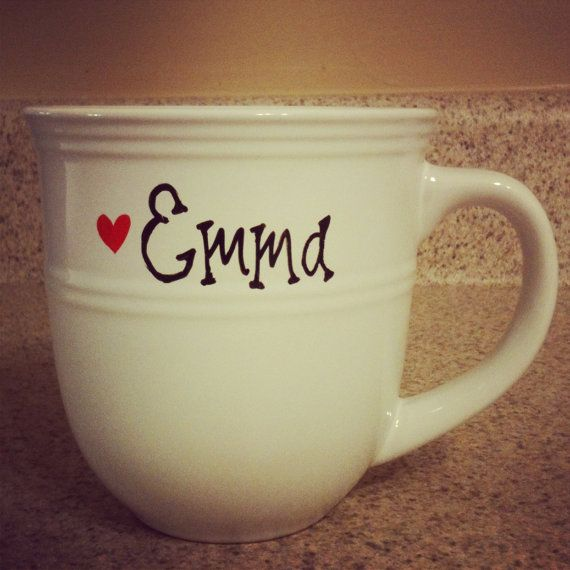 Will You Be My Bridesmaid Mugs for your Bridal by TheBeezeKnees