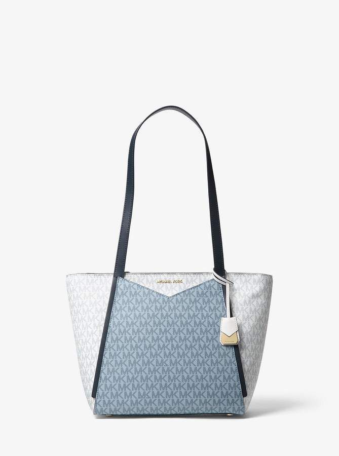 b2c202bd3a5f3b MICHAEL Michael Kors Whitney Small Logo Tote | Products | Bags, Tote ...