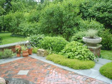 RED WITH GREY STONE COMBINATIONS: Romanstone Holland Stone ... on Red Paver Patio Ideas id=83915