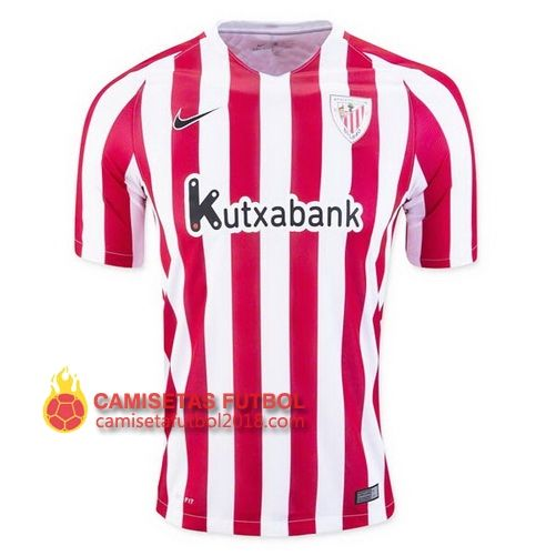 45e02f4729aff Primera camiseta Tailandia del Athletic Bilbao 2016 2017
