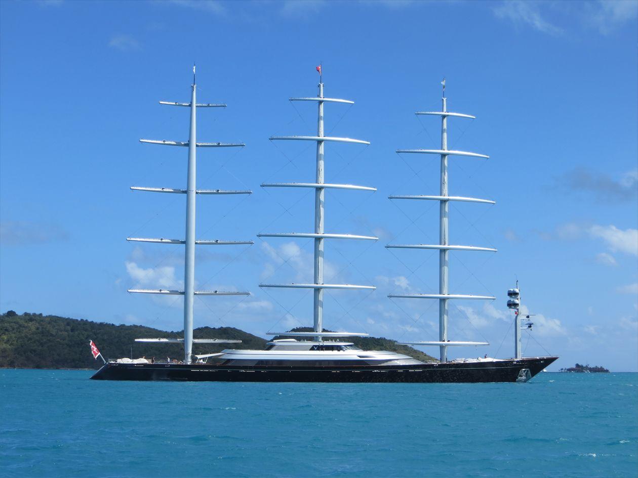 Maltese Falcon Yacht Maltese Falcon Sailing Yacht Deck Boat Yacht