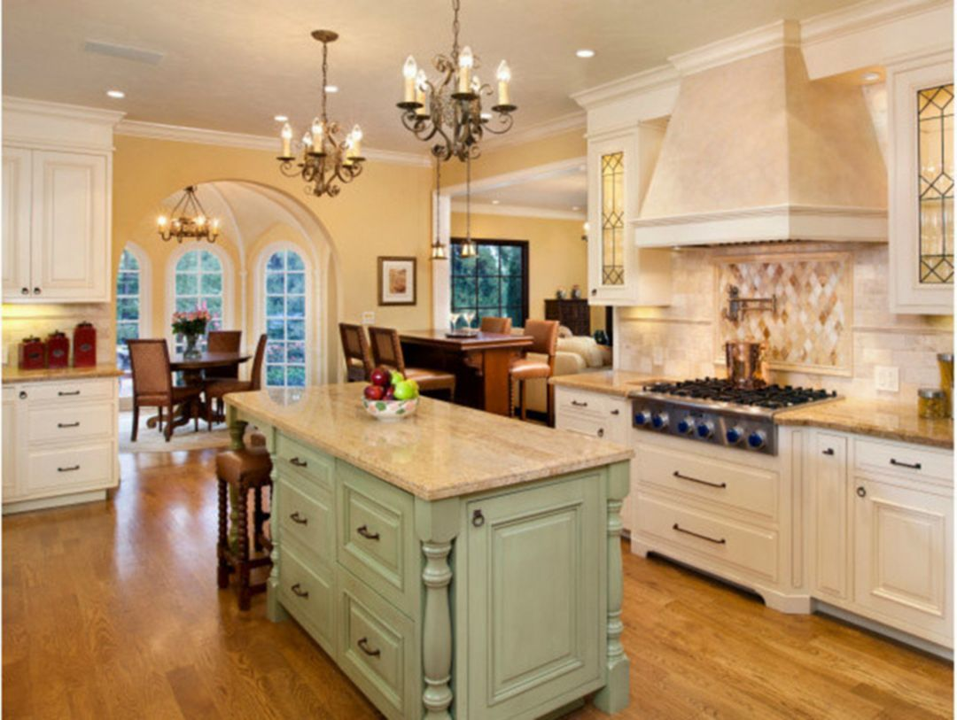 35 Spanish Kitchen Design Ideas To Inspire You Spanish Kitchen Kitchen Design And Kitchens