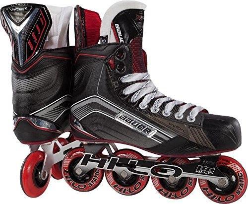 Bauer Vapor X600 Inline Skates Senior Black Red Skates For Sale Roller Hockey Skates Inline Skating