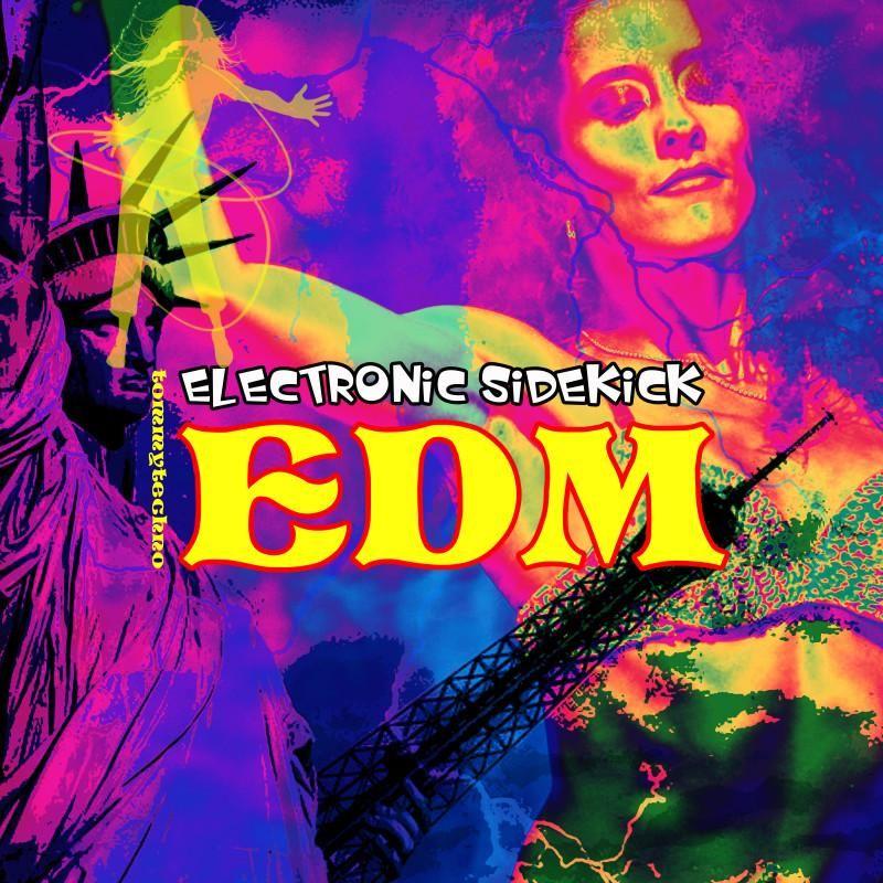 """Check out my new single """"Electronic Sidekick (Edm"""