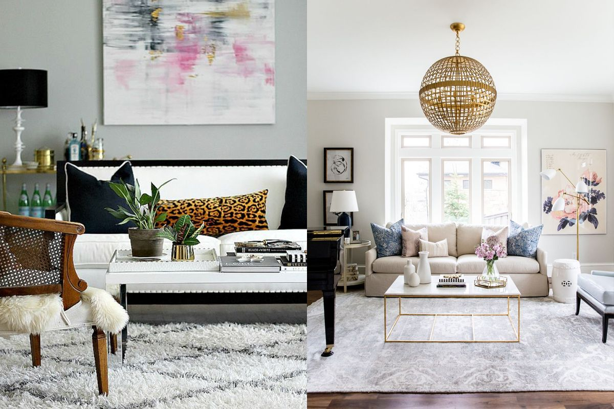 How much does it cost to decorate a room home decor