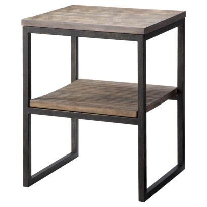 die besten 25 target side table ideen auf pinterest goldnes nachtschr nkchen industrielle. Black Bedroom Furniture Sets. Home Design Ideas