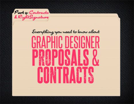 Graphic Design Contract Samples RightSignature Blog Design - Sample Contract Proposal Template