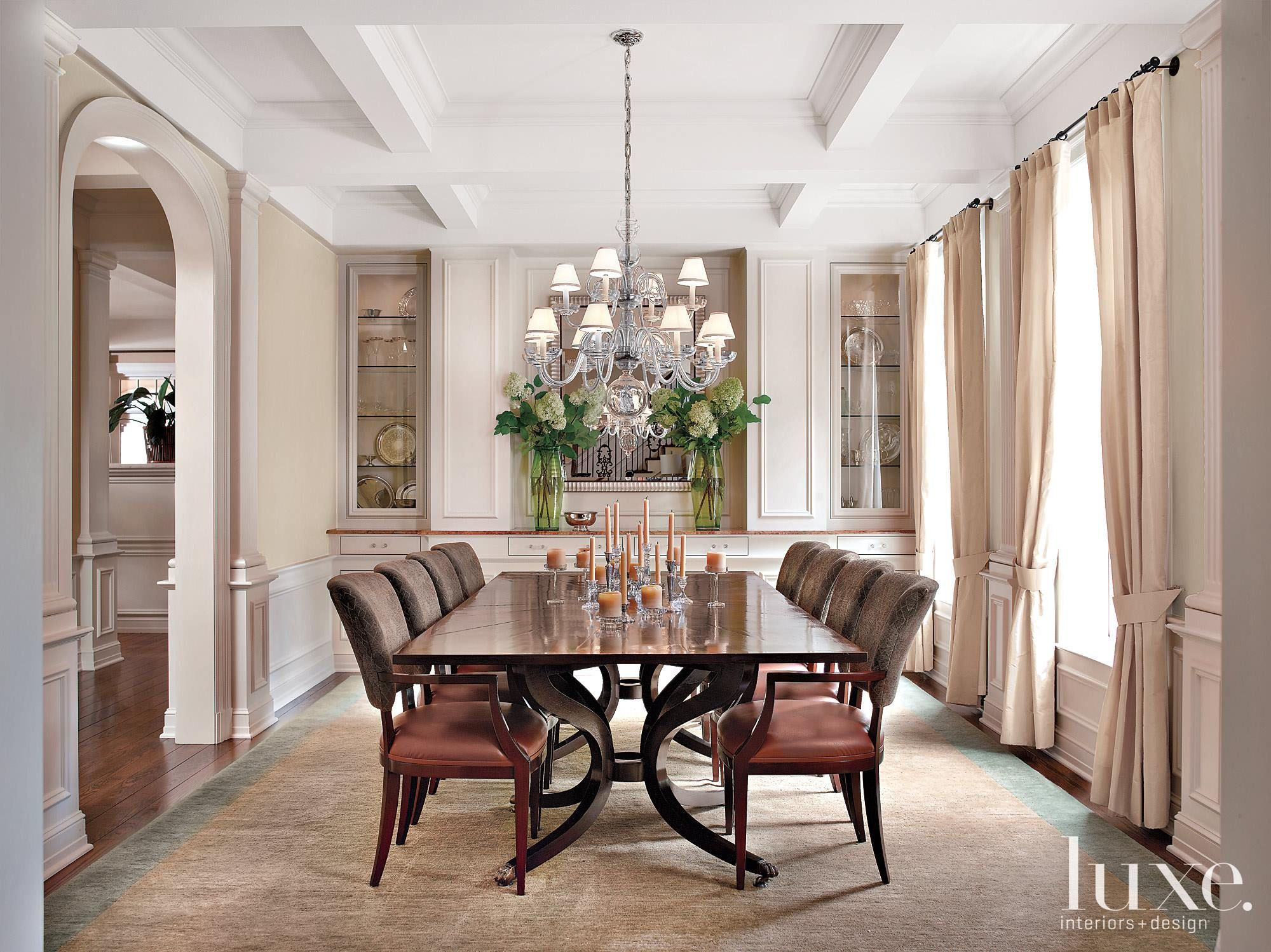 Pictures Of Formal Dining Rooms: Beautiful Formal Dining Room....