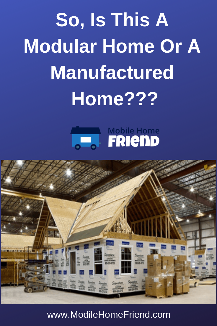 we often hear the terms bantered about trailer mobile home rh pinterest com Manufactured Mobile Homes for Rent difference between mobile home and manufactured homes