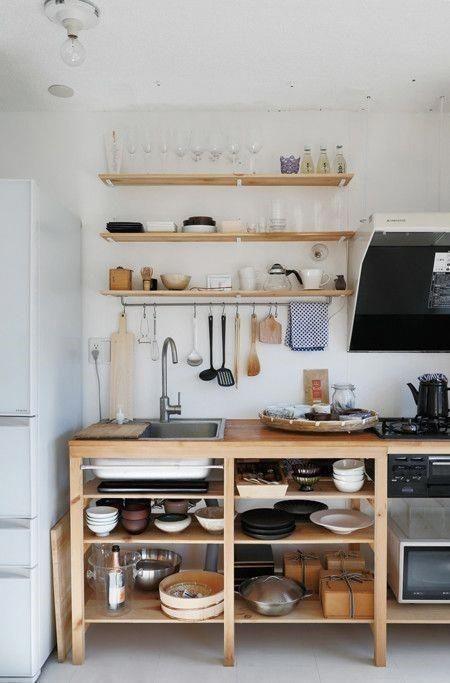 30 Best Contemporary Japanese Kitchens Design Ideas Cocinas De