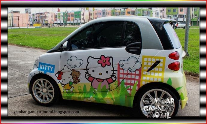 foto mobil hello kitty