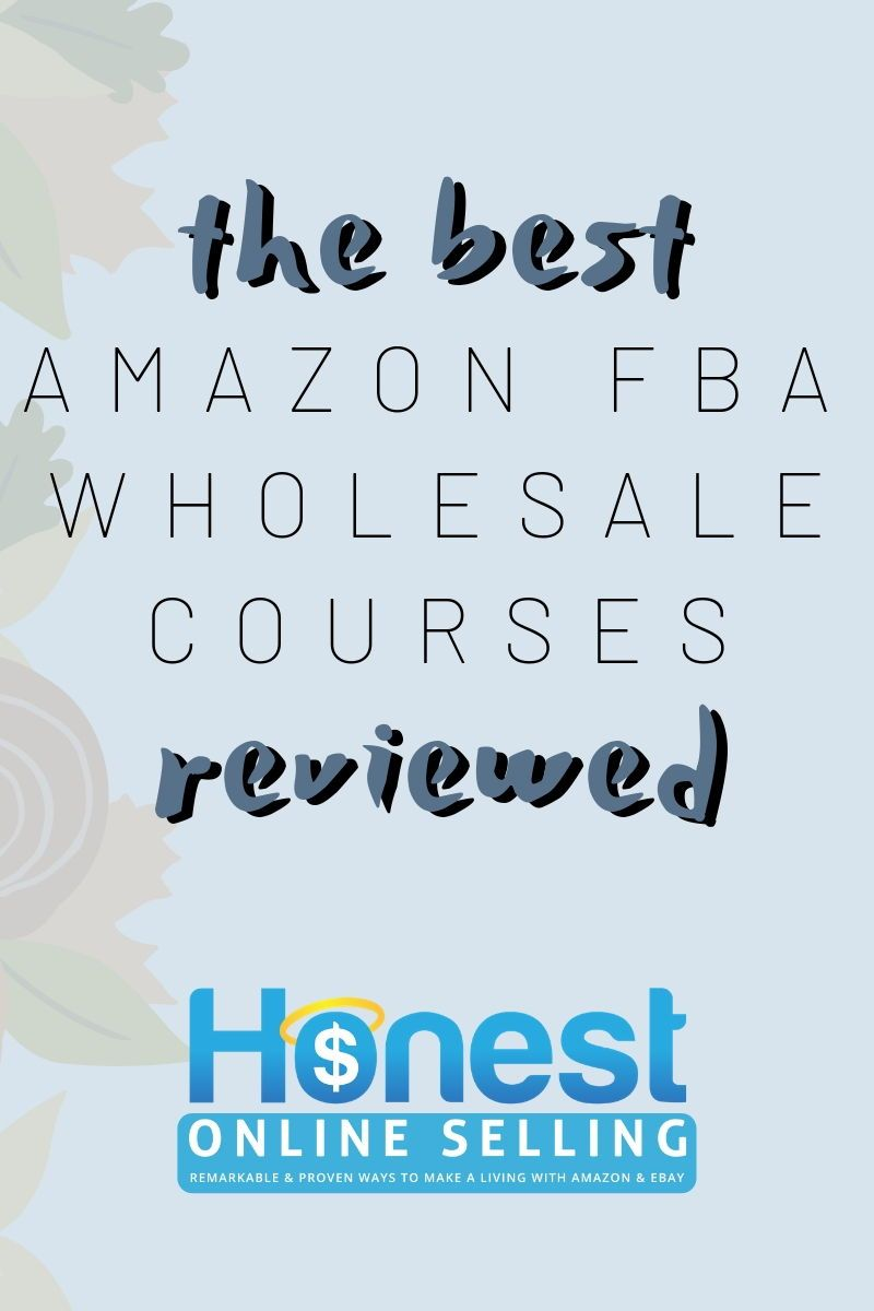 Review Of The Wholesale Formula By Jordan Malik Amazon Fba Success Make Money On Amazon Online Arbitrage