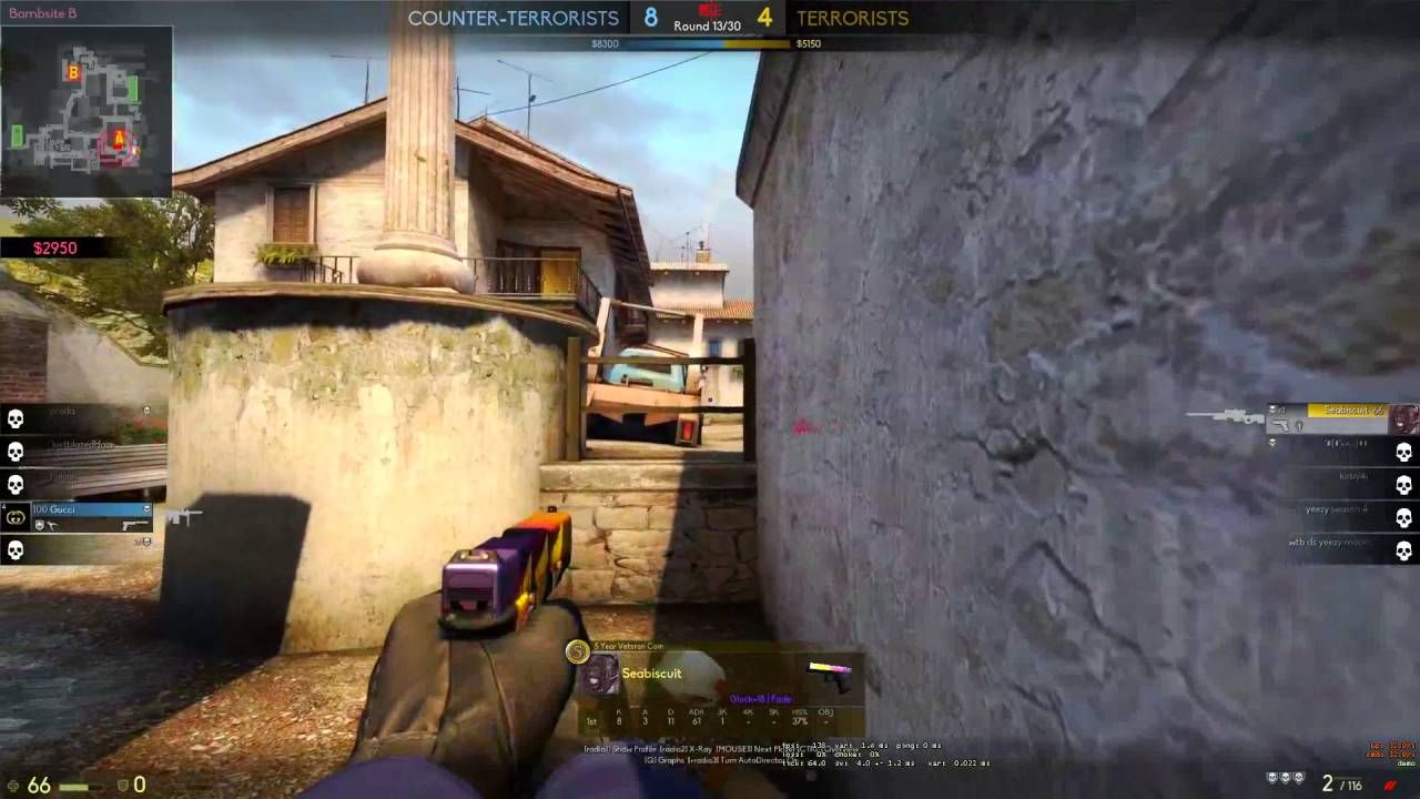 How not to clutch 1v2