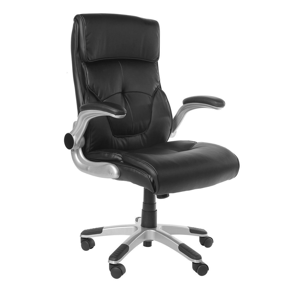 yamasoro ergonomic executive leather office chair high back with