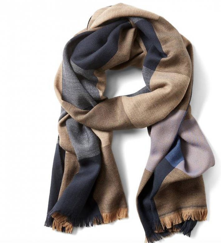 Shopping Roundup: 15 Best Scarves for Men this Fall and Winter #mensscarves