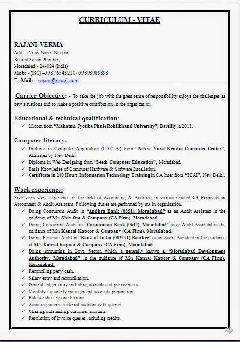 Curriculum Vitae Uk Template Sample Template Example Ofexcellent