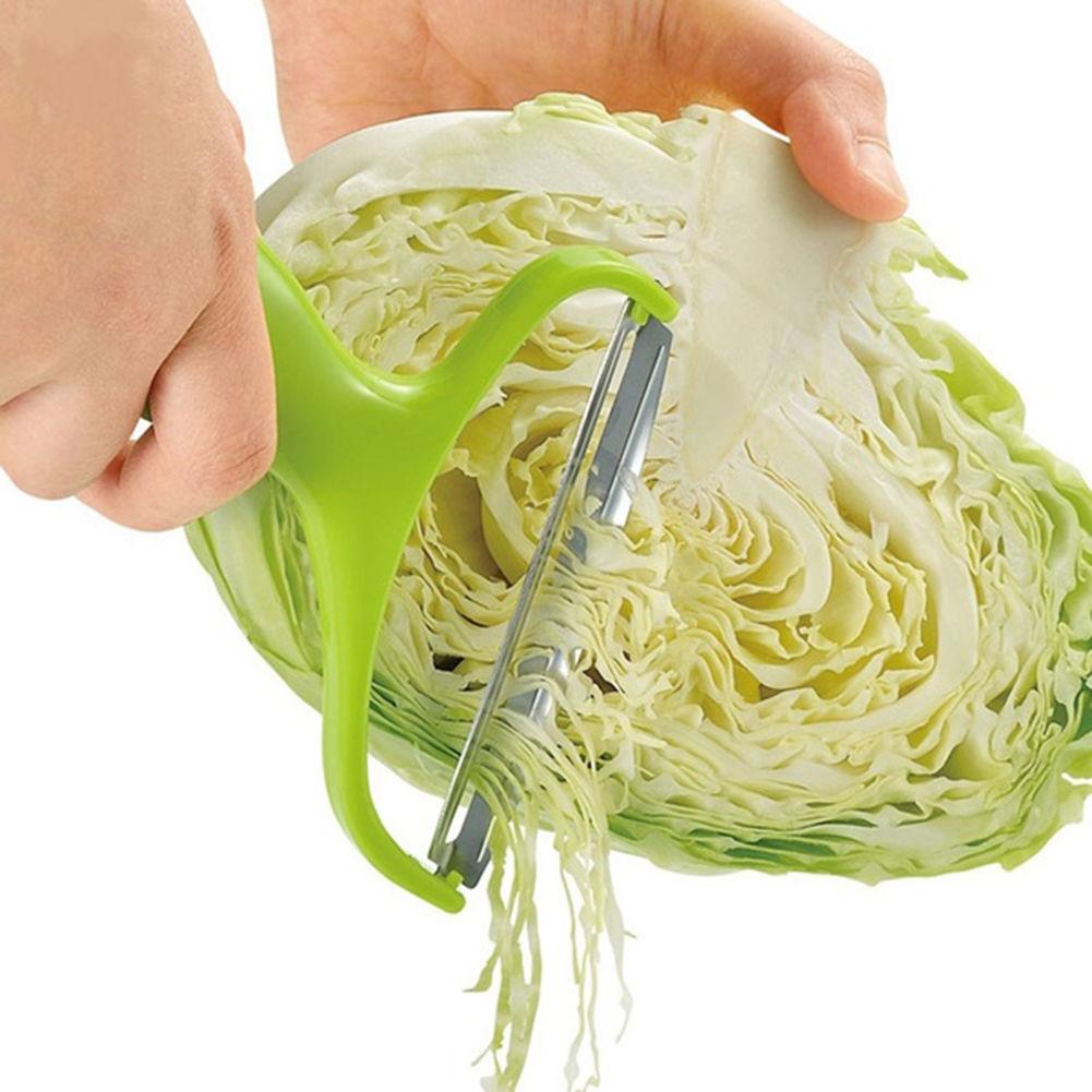 New Stainless Steel Vegetable Fruit Potato Peeler Cabbage Grater Slicer Cutter