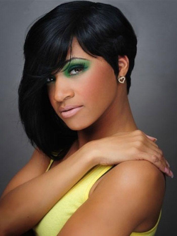 Outstanding 1000 Images About Short Black Hairstyles On Pinterest Short Short Hairstyles For Black Women Fulllsitofus