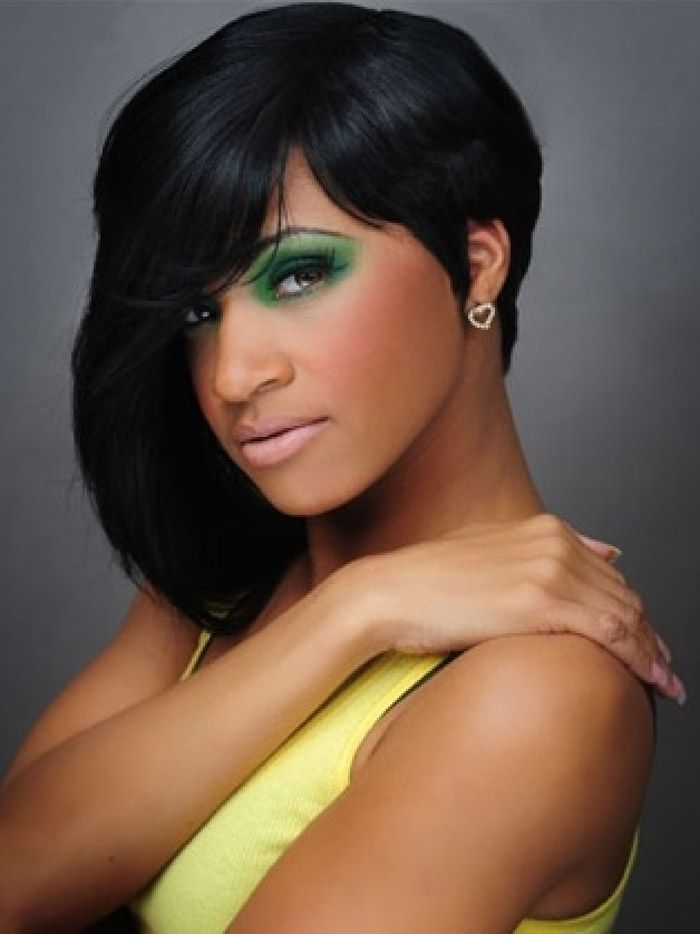 Incredible 1000 Images About Short Black Hairstyles On Pinterest Short Short Hairstyles For Black Women Fulllsitofus