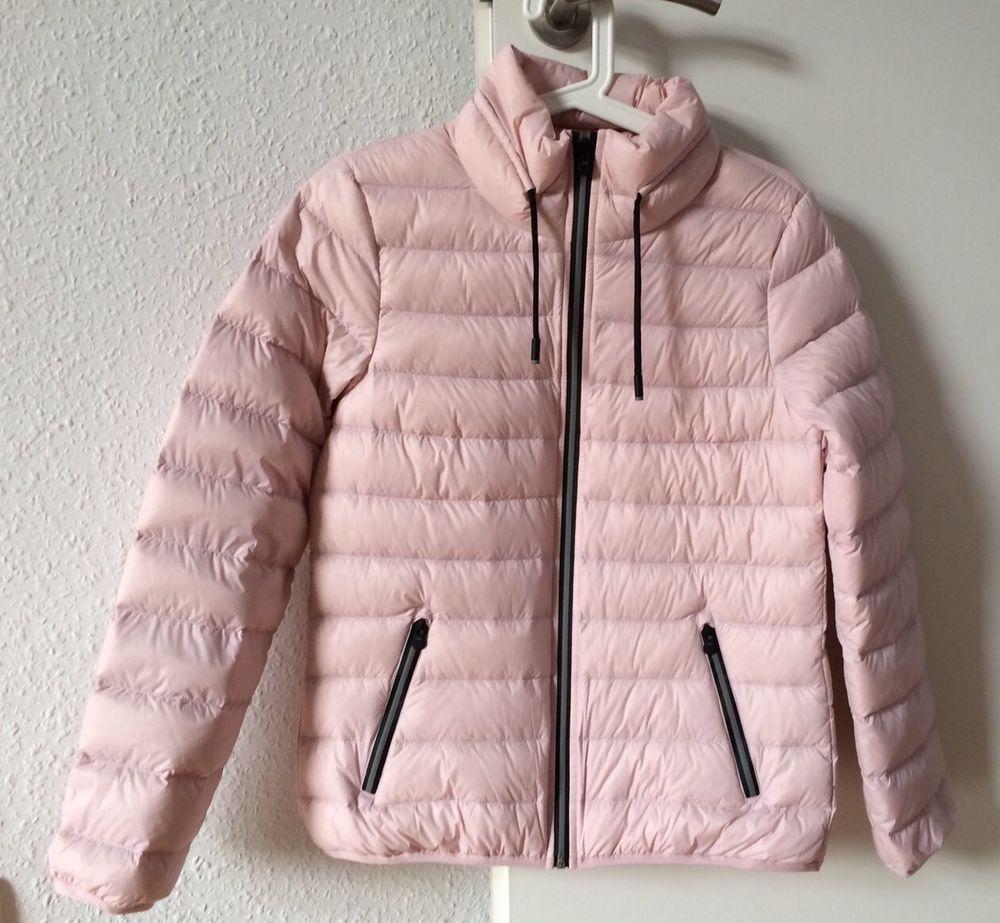 new style 023b9 1f949 Leichte Daunenjacke von edc by Esprit in rosa, Größe s, sehr ...