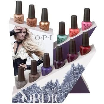 OPI Nordic Collection Now available at LuLu's!