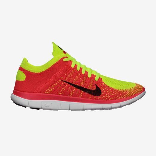 meet edad9 64fcf Nike Free 4.0 Flyknit. Running ...