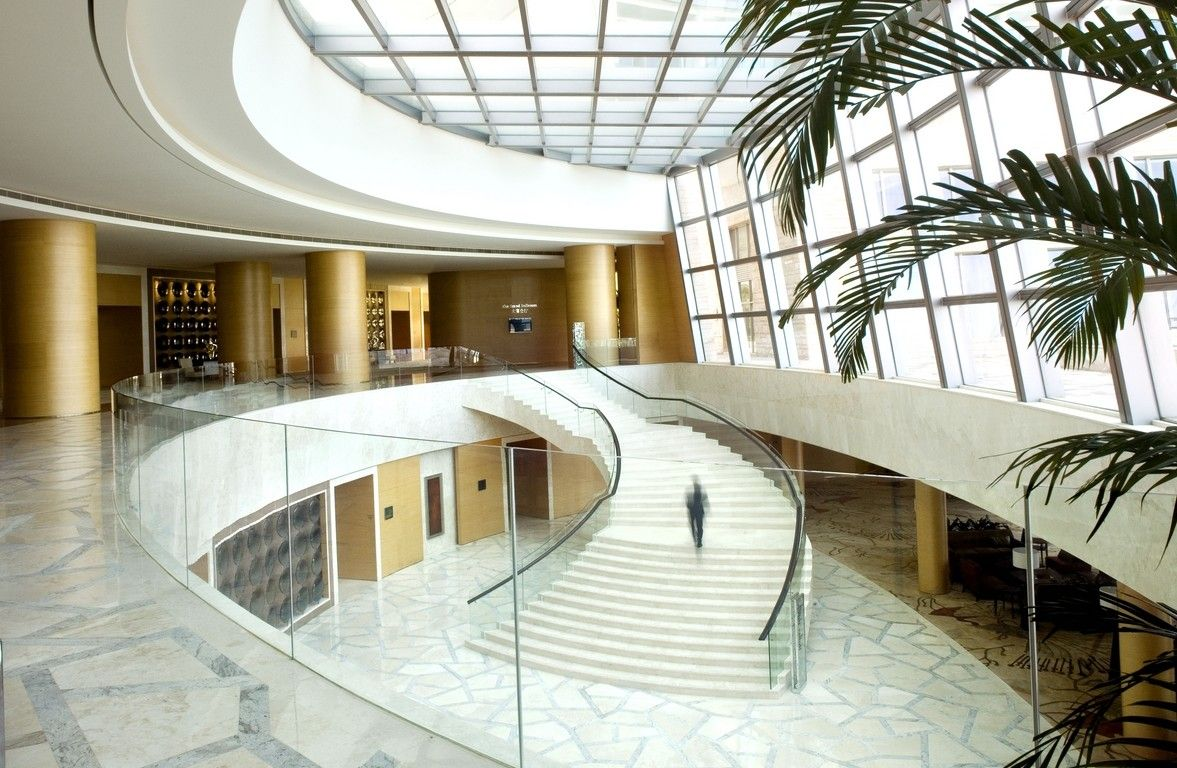 super cool lobby staircase design - Google Search ...