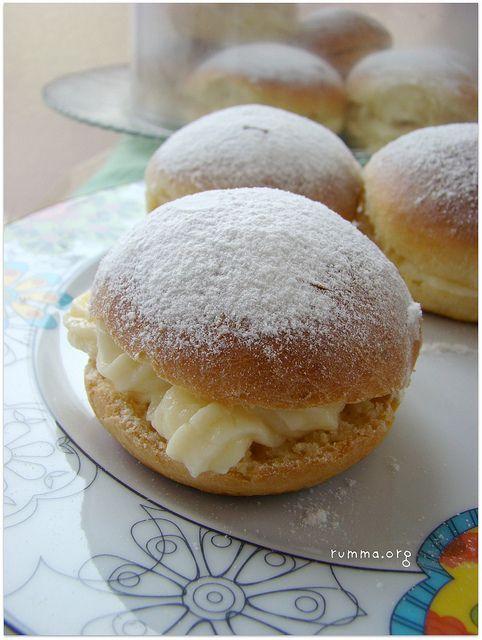Alman Pastası Tarifi (Mayalı)