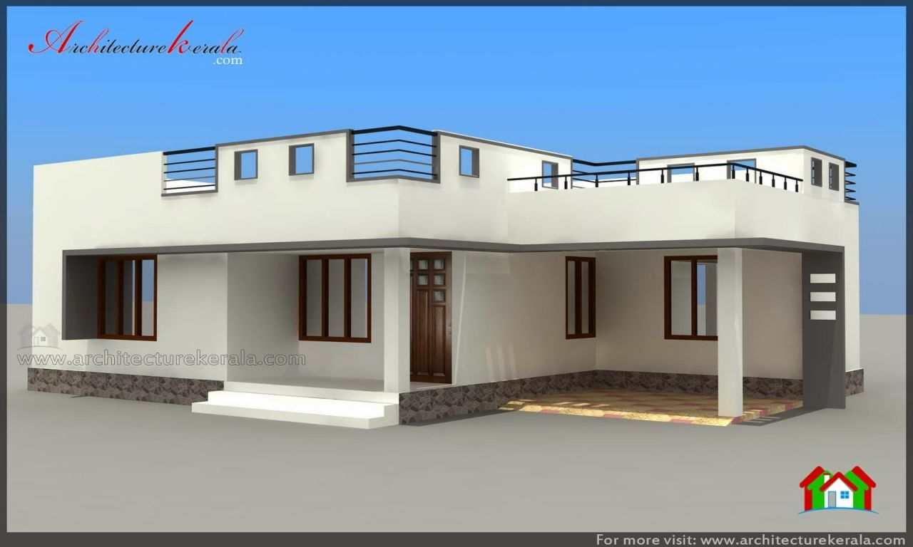 Small Modern House Plans Under 1000 Sq Ft Square Foot Lrg Throughout Modern House Plans Simple House Design Single Floor House Design