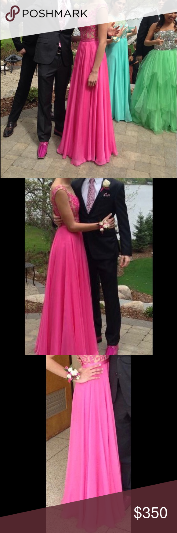 Sherri Hill prom dress, only worn once