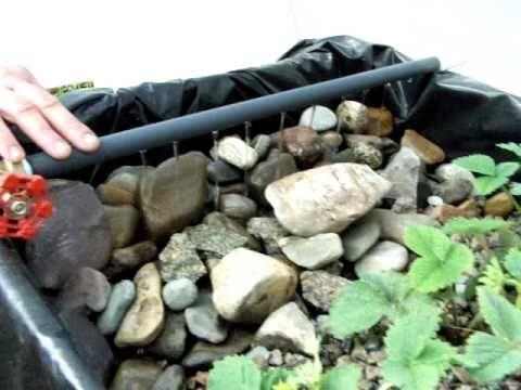 Aquaponics using a hot tub! - YouTube Craigslist ALWAYS ...