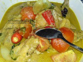 Dari Dapur Orang Kampung Kurma Ayam En Curry