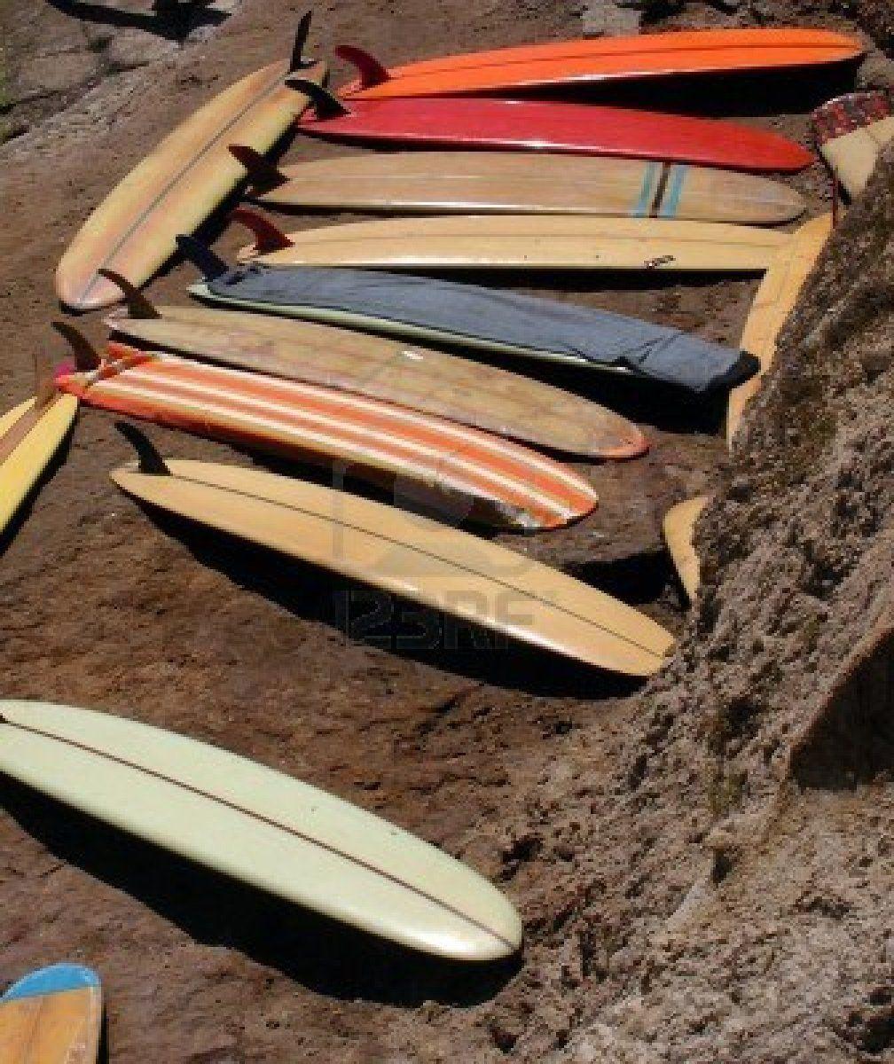 Vintage Surfboards, Santa Cruz, CA