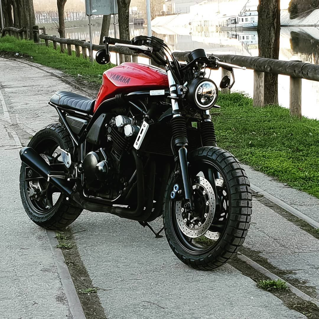 New Model Welcome To The Red Candy Custombike Yamaha