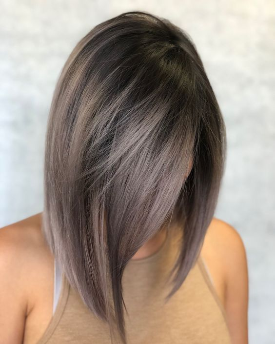 Photo of Trendige und kantige aschbraune Haarideen