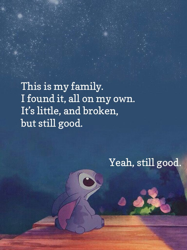 Lilo & Stitch Family iPad Mini Resolution 768 x 1024